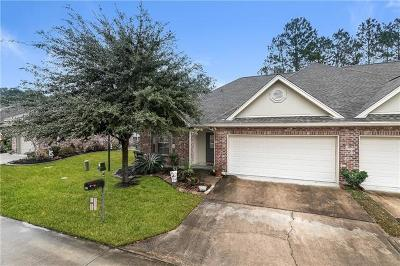 Slidell Condo For Sale: 108 Mandy Drive #108