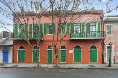 New Orleans Multi Family Home For Sale: 730 St Philip Street #C