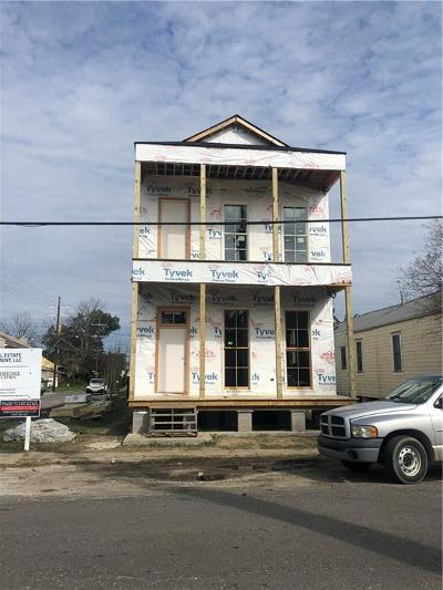 New Orleans Single Family Home For Sale: 4534 Annunciation Street