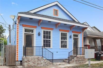 Single Family Home For Sale: 3023 Orleans Avenue