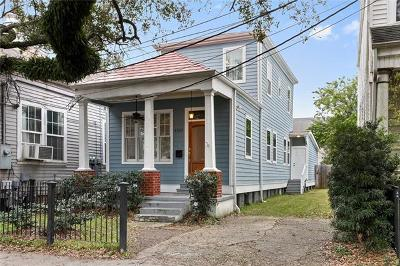 Single Family Home For Sale: 4333 Banks Street