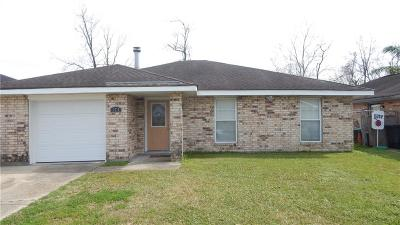 Destrehan, St. Rose Single Family Home For Sale: 174 E Oakland Street