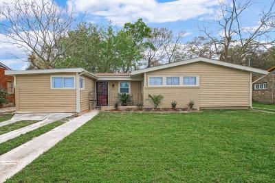 Single Family Home For Sale: 6352 Dorothea Street