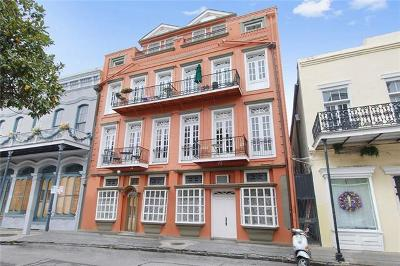 French Quarter Multi Family Home For Sale: 627 Ursulines Avenue #2