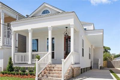 New Orleans Single Family Home For Sale: 2608 Robert Street