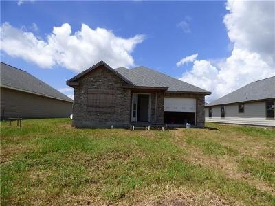 Single Family Home For Sale: 9305 E Claiborne Parkway
