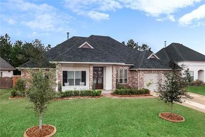 Covington Single Family Home For Sale: 796 Rue Bourdeaux