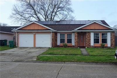 Single Family Home For Sale: 4042 Mayhaw Drive