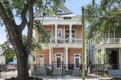 New Orleans Multi Family Home For Sale: 1922 Prytania Street
