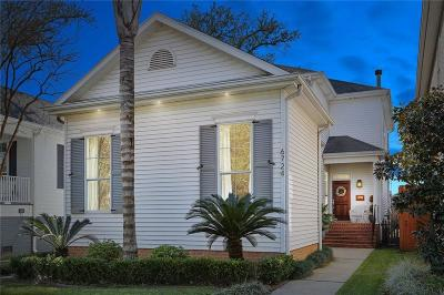 Lakeview Single Family Home For Sale: 6724 Memphis Street