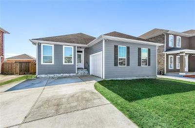 Mereaux, Meraux Single Family Home For Sale: 3601 Hazel Drive