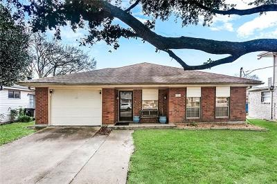 Single Family Home For Sale: 4908 Belle Drive