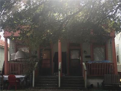 Multi Family Home For Sale: 3908 Bienville Street