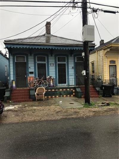 New Orleans Multi Family Home For Sale: 1473 N Villere Street