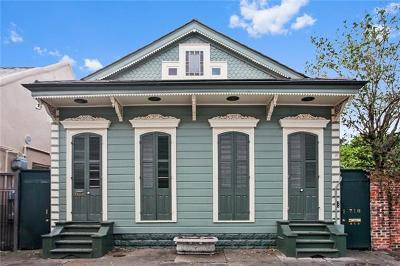 New Orleans Multi Family Home For Sale: 718 Ursulines Street #A