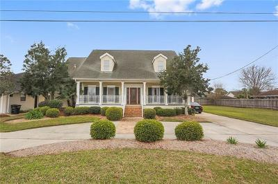 Kenner Single Family Home For Sale: 4816 Rebecca Boulevard