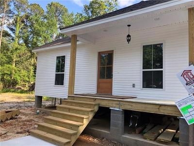 Single Family Home For Sale: 1326 Jasmine Street