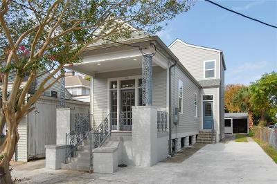 New Orleans Single Family Home For Sale: 615 N Murat Street