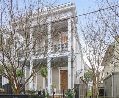 New Orleans Single Family Home For Sale: 1231 Saint Mary Street