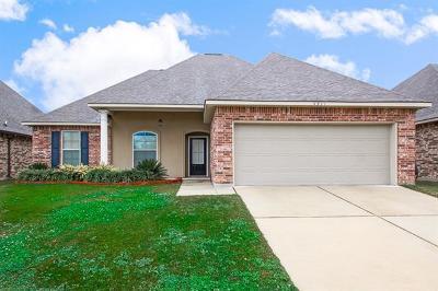 Marrero Single Family Home For Sale: 4361 Bald Eagle Park