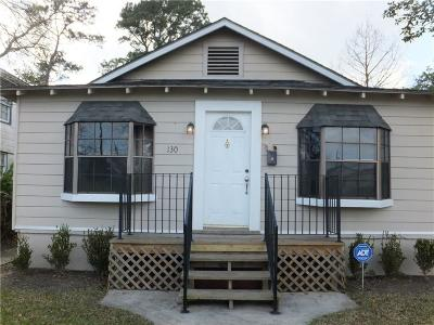 River Ridge, Harahan Single Family Home For Sale: 130 Cris Laur Avenue