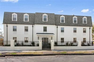New Orleans Multi Family Home For Sale: 1532 St Andrew Street #306
