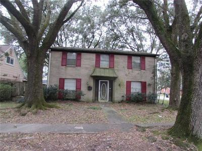 Single Family Home For Sale: 3501 Rue Colette