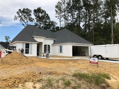 Covington Single Family Home For Sale: 2045 Begue Lane