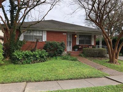 Single Family Home For Sale: 817 Rosa Avenue