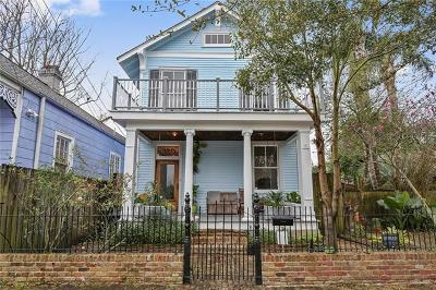 Single Family Home For Sale: 820 Second Street
