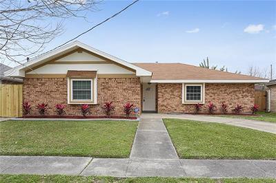 Single Family Home For Sale: 7711 Brevard Avenue
