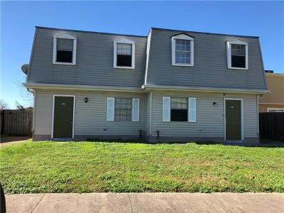Townhouse For Sale: 7010 Bunker Hill Road