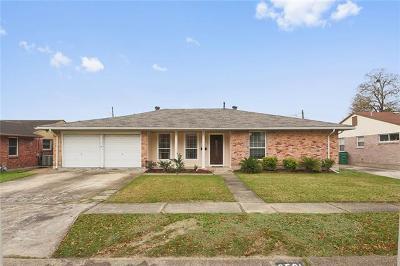 Single Family Home For Sale: 6501 Glendale Street