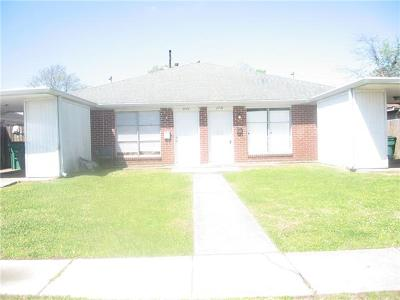 Multi Family Home For Sale: 2716-18 Wytchwood Drive