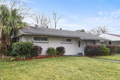 Single Family Home For Sale: 4635 Lancelot Drive