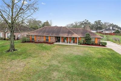 Single Family Home For Sale: 10141 N Kelly Lane