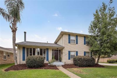 Single Family Home For Sale: 2612 Sells Street