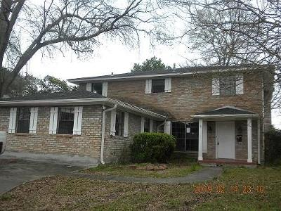 Single Family Home For Sale: 3810 Red Cypress Drive