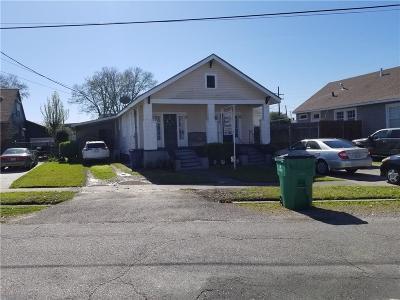Gretna Single Family Home For Sale: 310 Hamilton Street