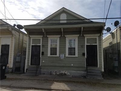 Multi Family Home For Sale: 2812-14 Street Street