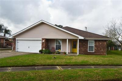 Harvey Single Family Home For Sale: 1008 Orchid Drive