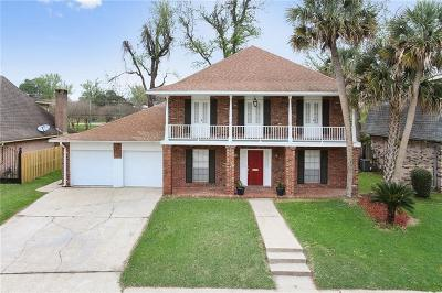 New Orleans Single Family Home For Sale: 3616 Inwood Avenue