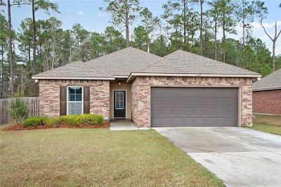 Single Family Home For Sale: 164 Trenton Drive