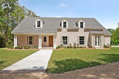 Slidell Single Family Home For Sale: 220 Stonebridge Drive
