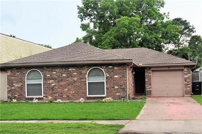 River Ridge, Harahan Single Family Home For Sale: 76 Haroleans Street