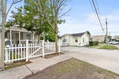 Metairie Multi Family Home For Sale: 500 Clearview Parkway