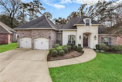 Slidell Single Family Home For Sale: 365 Autumn Lakes Road
