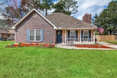 Single Family Home For Sale: 2346 Rue Pickney Street