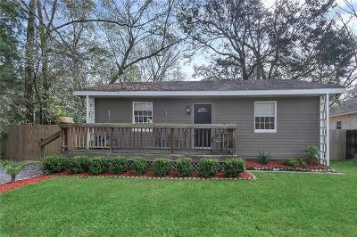 Single Family Home For Sale: 327 Lamarque Street
