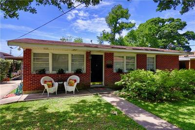 Metairie Single Family Home For Sale: 6624 Mitchell Avenue